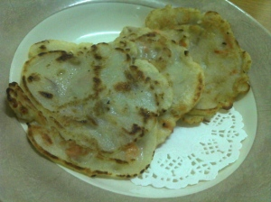 Chinese style Pancake
